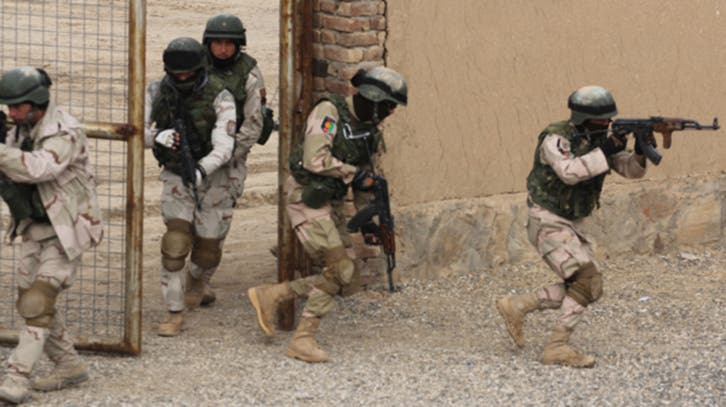 تلفات سنگین طالبان در درگیری با سربازان افغان در هرات؛ 40 طالب کشته و زخمی شدند