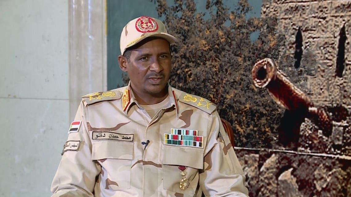 حميدتي يحدد شعارات الحكومة المقبلة في السودان فما هي؟