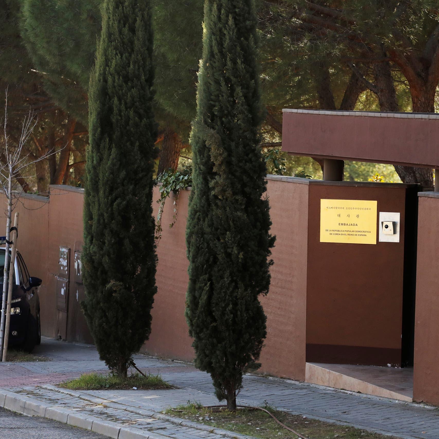 """أميركا تلاحق رجلاً اقتحم سفارة بيونغ يانغ في """"وقت حساس"""""""
