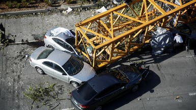 """رافعة """"غوغل"""" تقتل 4 في أكثر شوارع سياتل ازدحاماً!"""