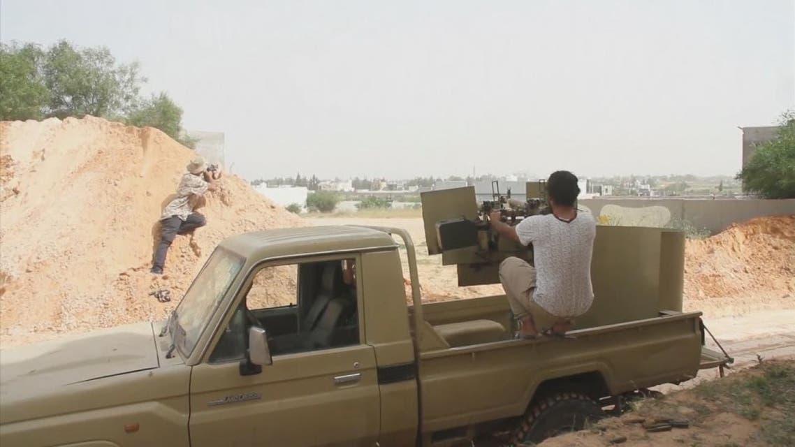 اتهامات لحكومة الوفاق بإجبار المهاجرين في ليبيا على القتال