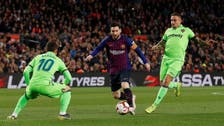 Barca seal La Liga crown with victory over Levante
