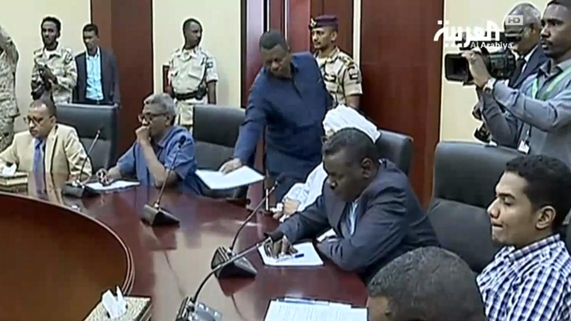 sudan council meeting