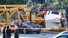 Four dead, four injured in Seattle crane collapse