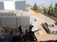 الجيش الليبي يقصف مواقع الميليشيات جنوب طرابلس