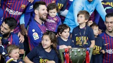 سواريز: ميسي قد يقتنع بالبقاء في برشلونة
