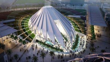 """سباق مع الوقت لتسليم أعمال بناء مدينة """"أكسبو 2020 دبي"""""""