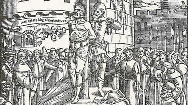 لماذا أحرقت الكنيسة مترجم الكتاب المقدس للإنجليزية؟