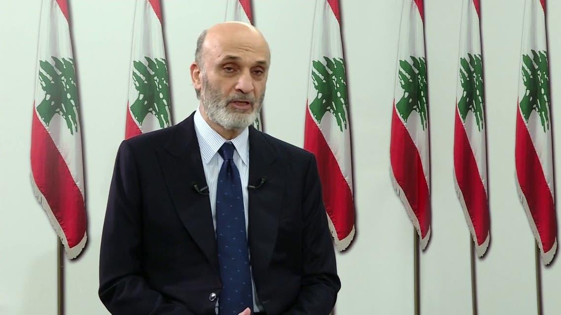 مقابلة سمبر جعجع رئيس حزب القوات اللبنانية مع العربية