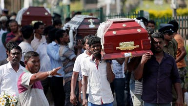 سريلانكا تفرض حظر تجوال في البلدة التي شهدت تفجير كنيسة