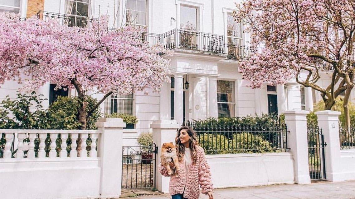 London Notting Hill (Courtesy: Instagram)