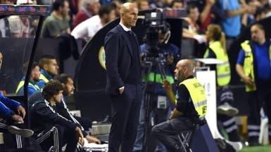 زيدان يصب جام غضبه على لاعبي ريال مدريد