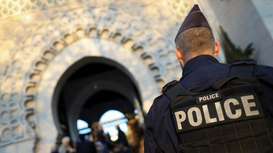 French police AFP