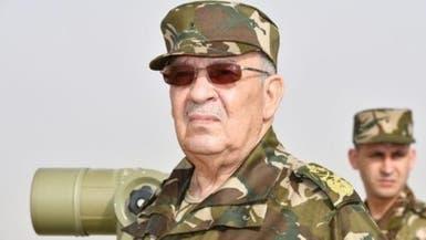 رئيس أركان الجزائر: لا نريد الدخول بنفق الفراغ الدستوري
