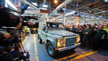 Jaguar to move Land Rover Defender production to Slovakia