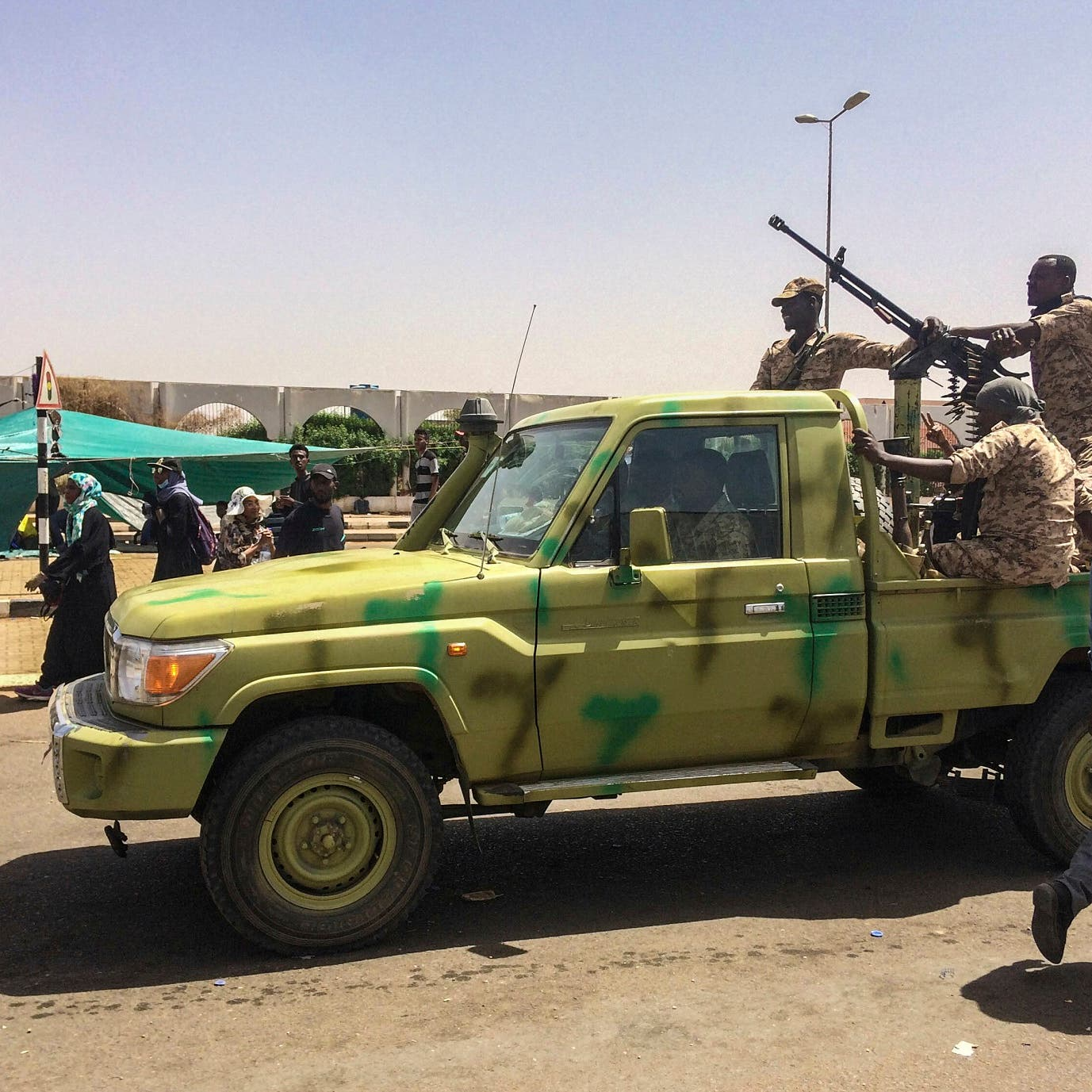 Sudan says it repelled attempted incursion by Ethiopian forces