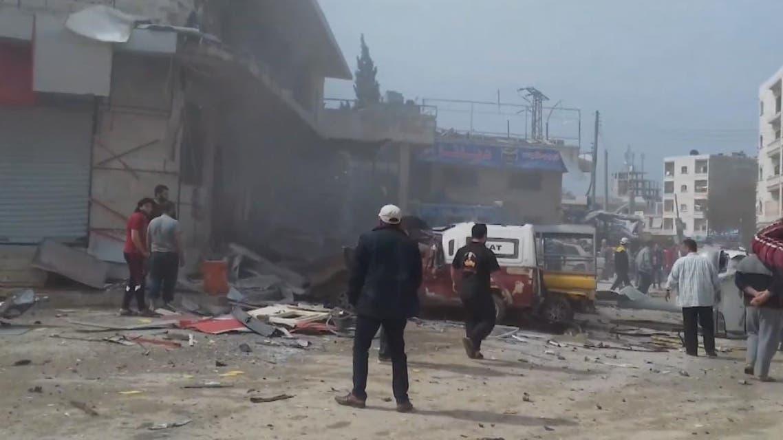 THUMBNAIL_ موسكو تغضب واشنطن.. وتضرب إدلب