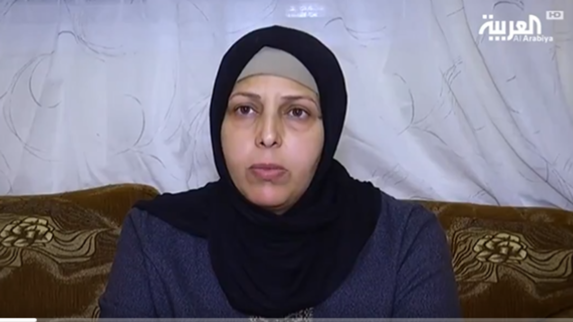 شقيقة الفلسطيني زكي مبارك