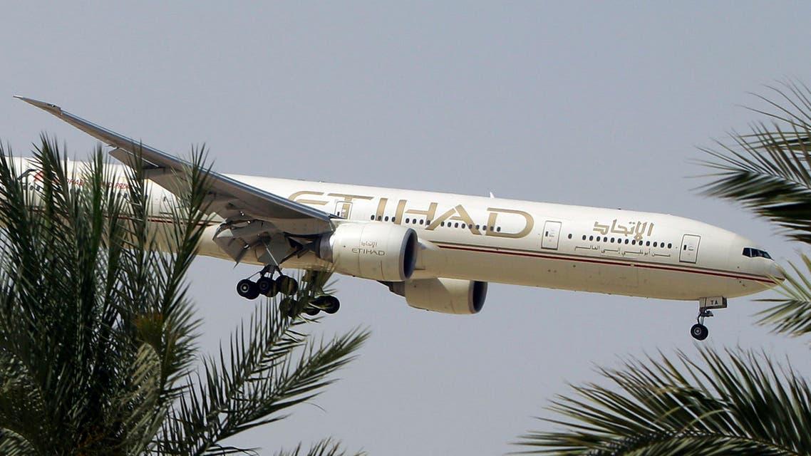 Etihad Airways (File Photo: AP)
