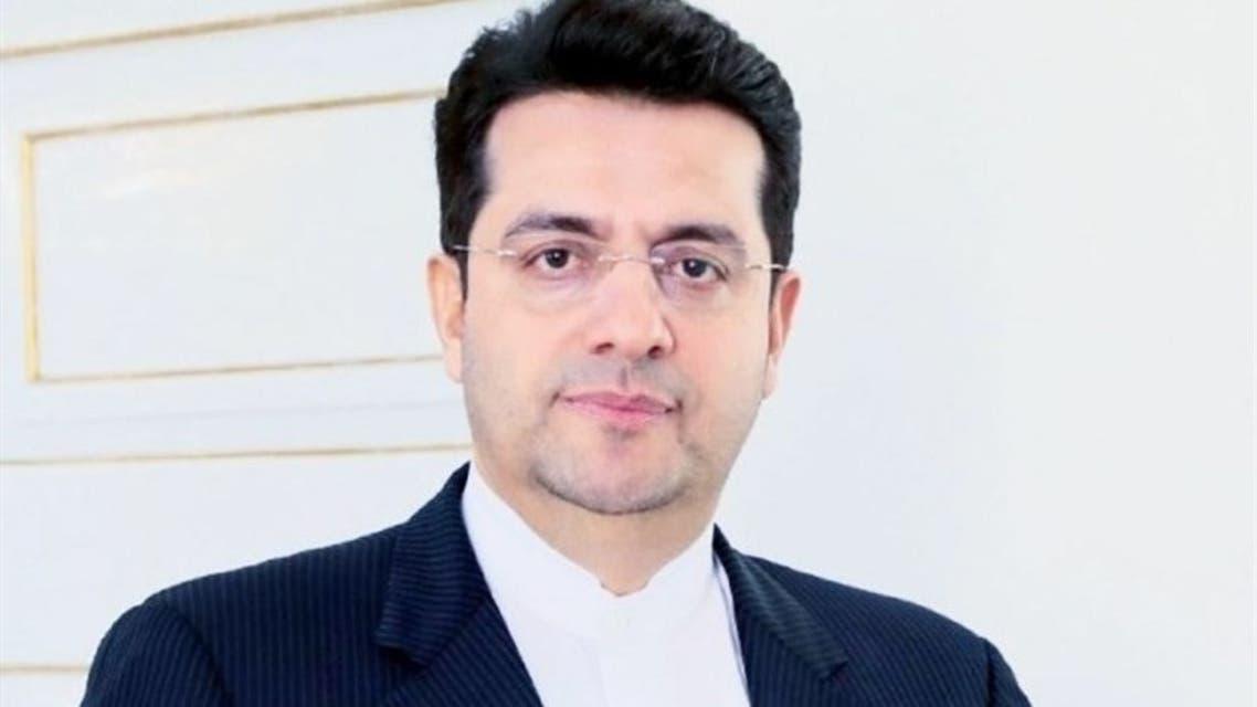 صفحه سخنگوی وزارت خارجه ایران در اینستاگرام حذف شد