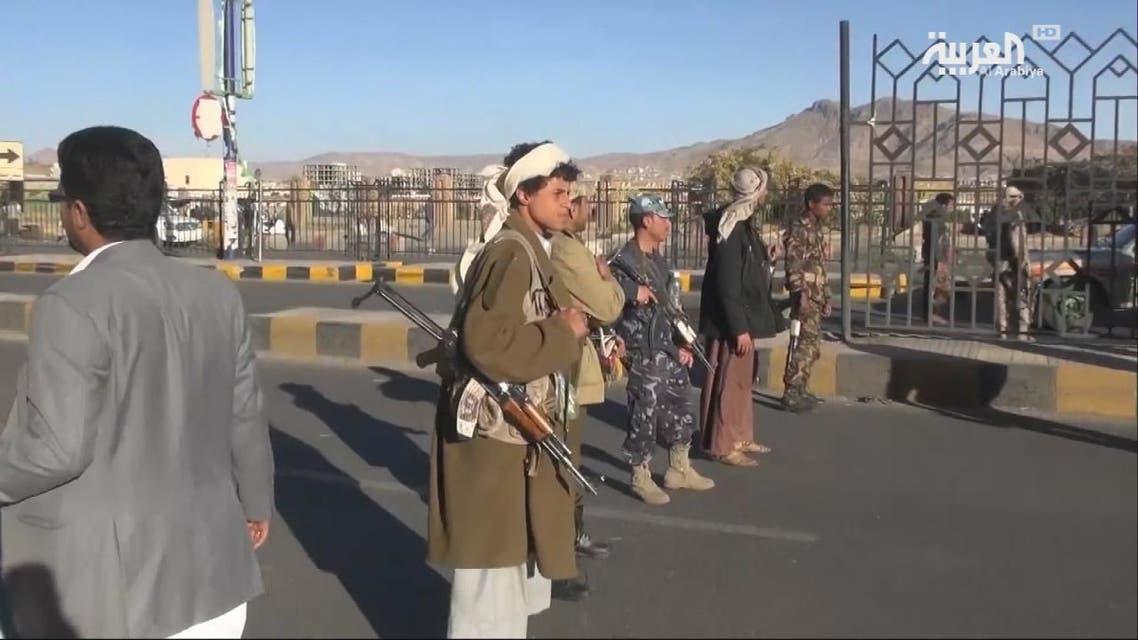 العفو الدولية تطالب ميليشيات الحوثي بالإفراج عن 10 صحفيين معتقلين لديها