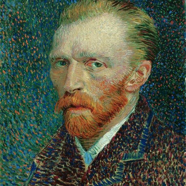 فنان شهير رسم أعظم أعماله بالمصحة النفسية وأكل بعضها
