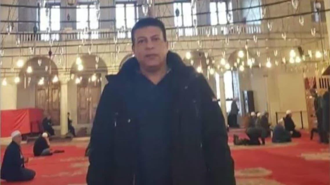 زكي مبارك - الفلسطيني القتيل بسجن تركيا