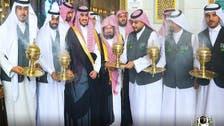 الحرمین الشریفین: رمضان میں زائرین کی خدمت کے لیے 12 ہزار اہل کار مامور