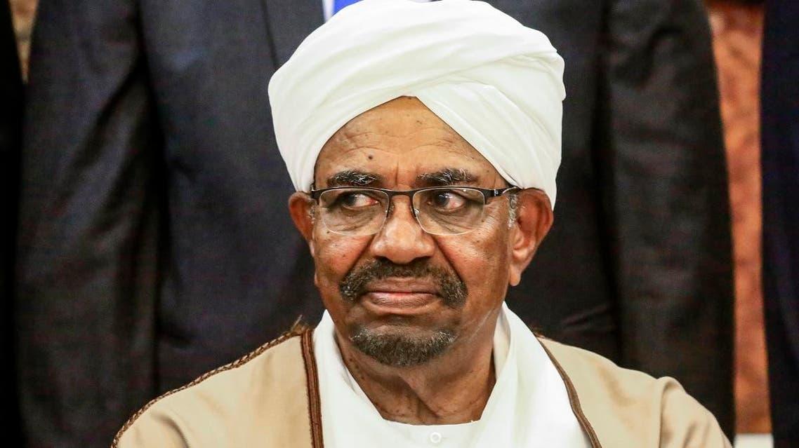 Sudan Omar al-Bashir. (AFP)