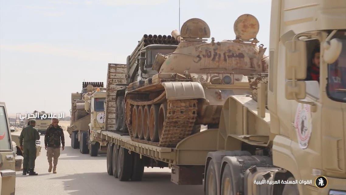 """THUMBNAIL_ معارك عنيفة بين الجيش الليبي وكتائب """"الوفاق"""" في محيط طرابلس"""
