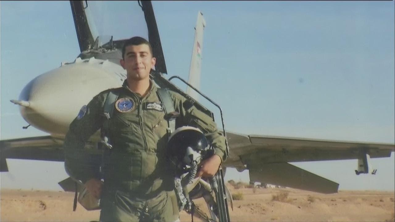 الطيار الأردني معاذ الكساسبة