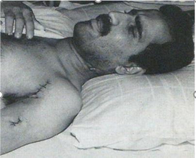 محمد جعفری صحرارودی یکی دیگر از قاتلان قاسملو در بیمارستان وین