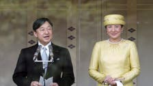 Japan's emperor greets public for first time since succession