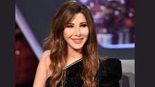 ویدیو و تصوير؛ نانسی عجرم عنوان محبوبترین هنرمند عرب را کسب کرد