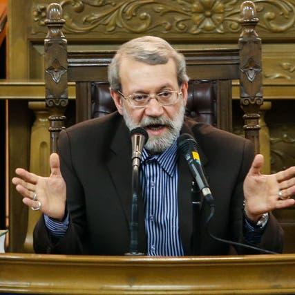 إيران تؤكد إصابة رئيس البرلمان بكورونا.. والوفيات 3160