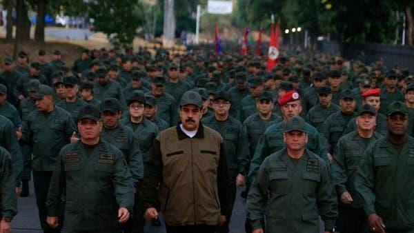 بانتظار ناقلات النفط الإيرانية.. فنزويلا تجري تجربة صواريخ
