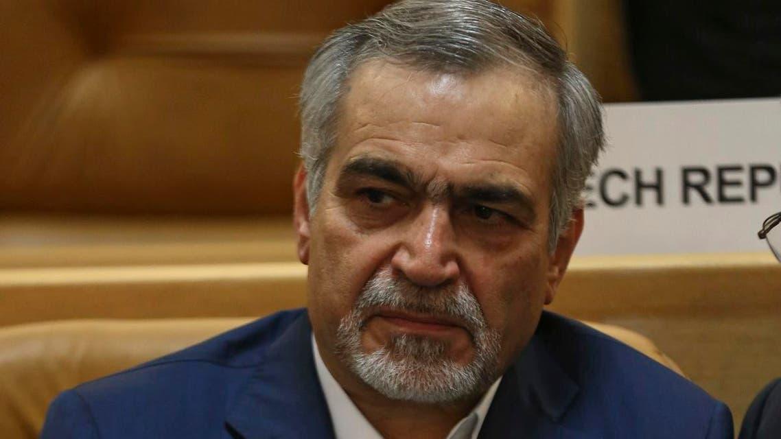 Hassan Rouhani brother Iran. (AP)