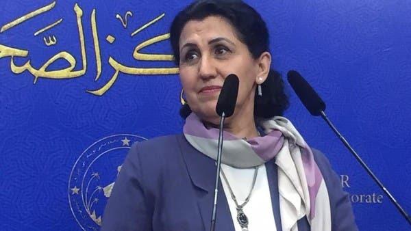 """كلام نائبة ومقارنة بلبنان تغضب العراقيين.. """"هيفاء"""" توضح"""