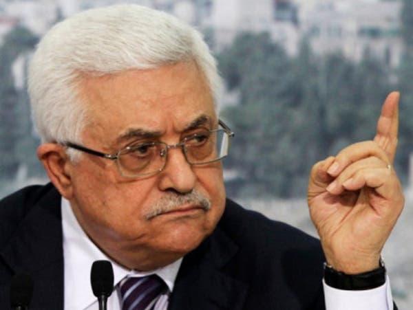 الرئيس الفلسطيني يدين القصف الإسرائيلي على قطاع غزة