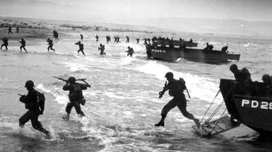 فرنسا ترصد 150 حطاماً من الحرب في نورماندي
