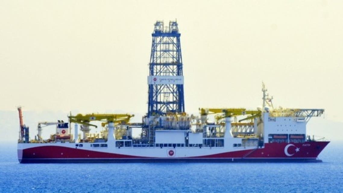 تركيا قبرص الغاز