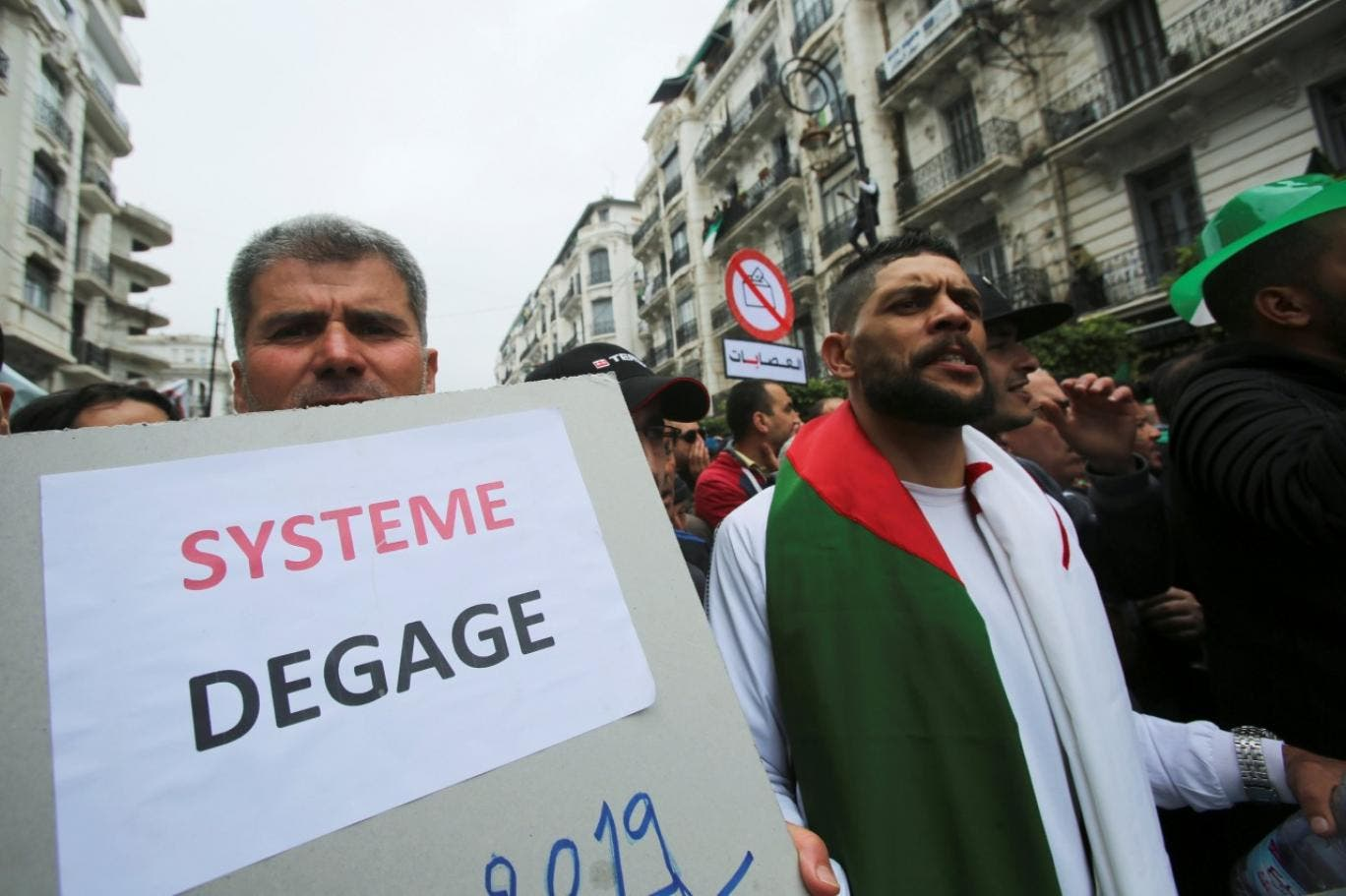 الحراك الجزائر مستمر