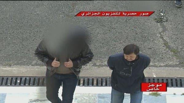 شاهد وصول سعيد بوتفليقة والجنرالين توفيق وطرطاق للمحكمة