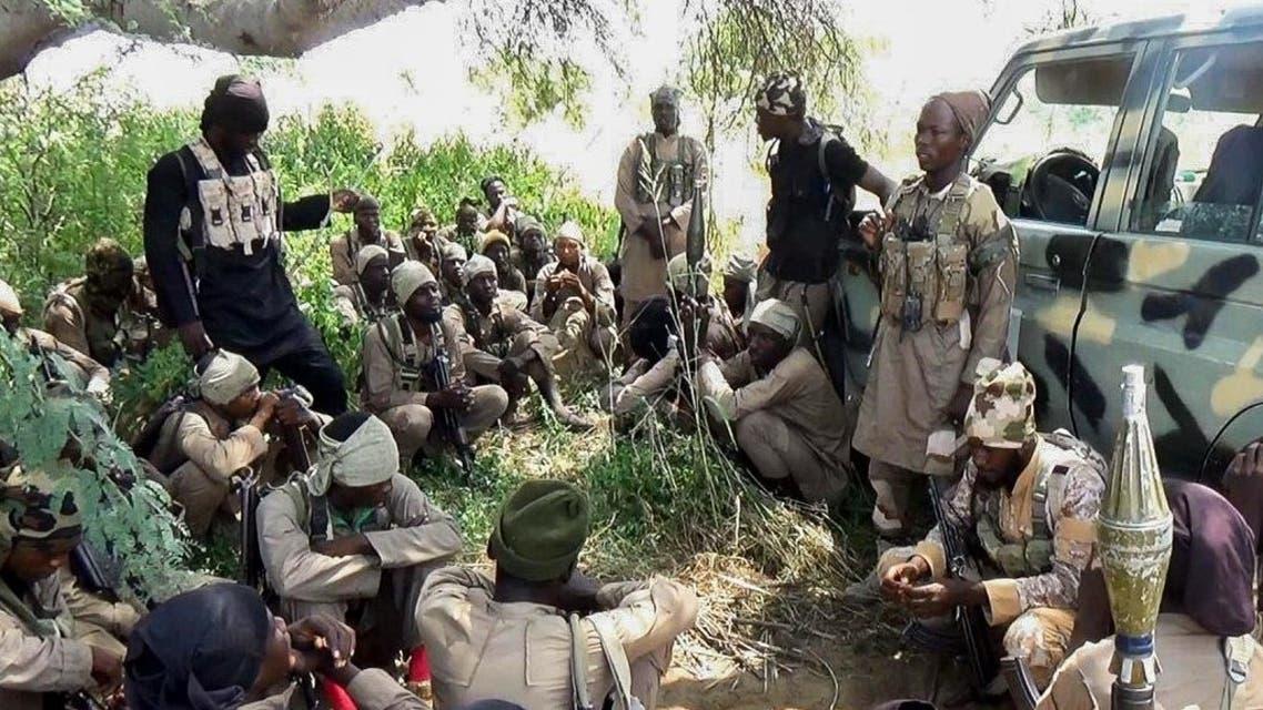 مقاتلون من بوكو حرام