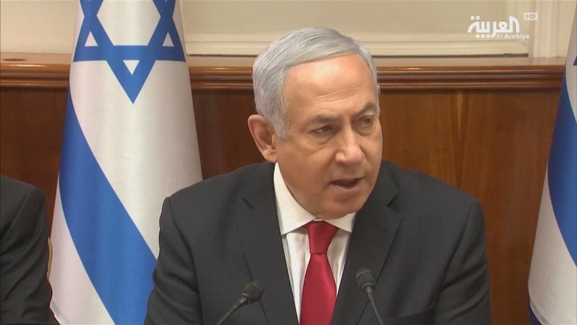 THUMBNAIL_ نتنياهو يأمر بتكثيف الهجمات على غزة ويستقدم تعزيزات مدرعة
