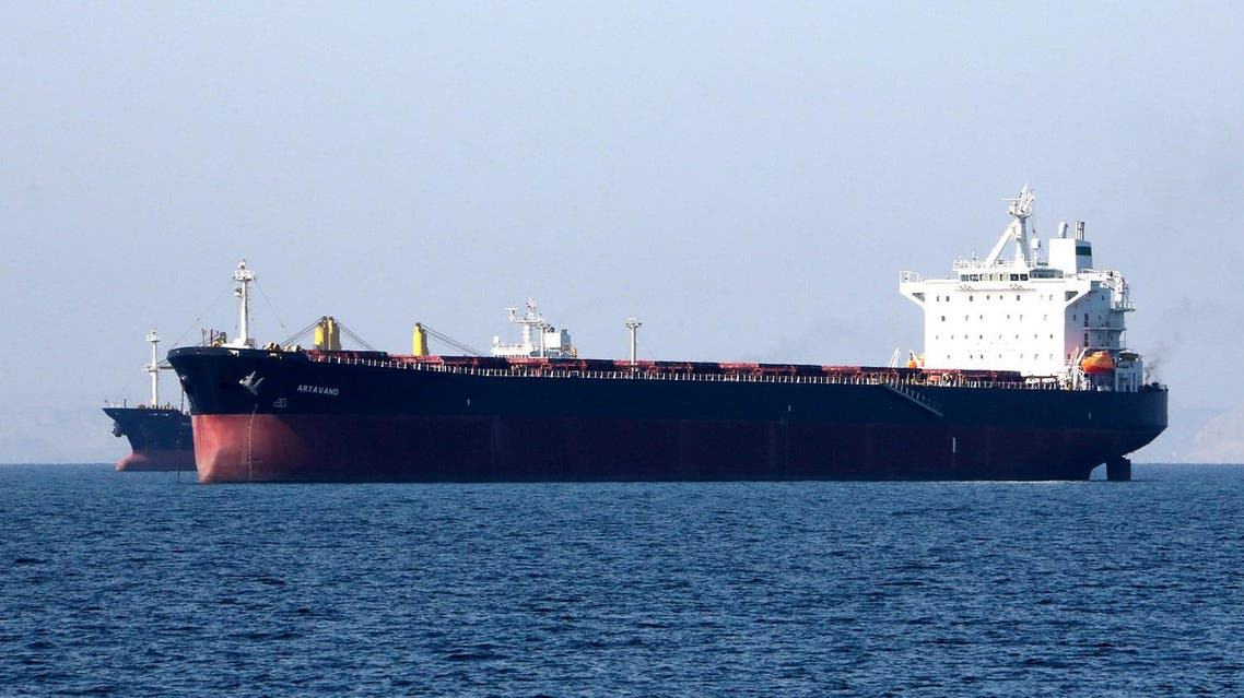 Iran says it will continue to export oil in defiance of US sanctions, part of a campaign by Washington aimed at curbing Tehran's regional power. (File photo: AFP)
