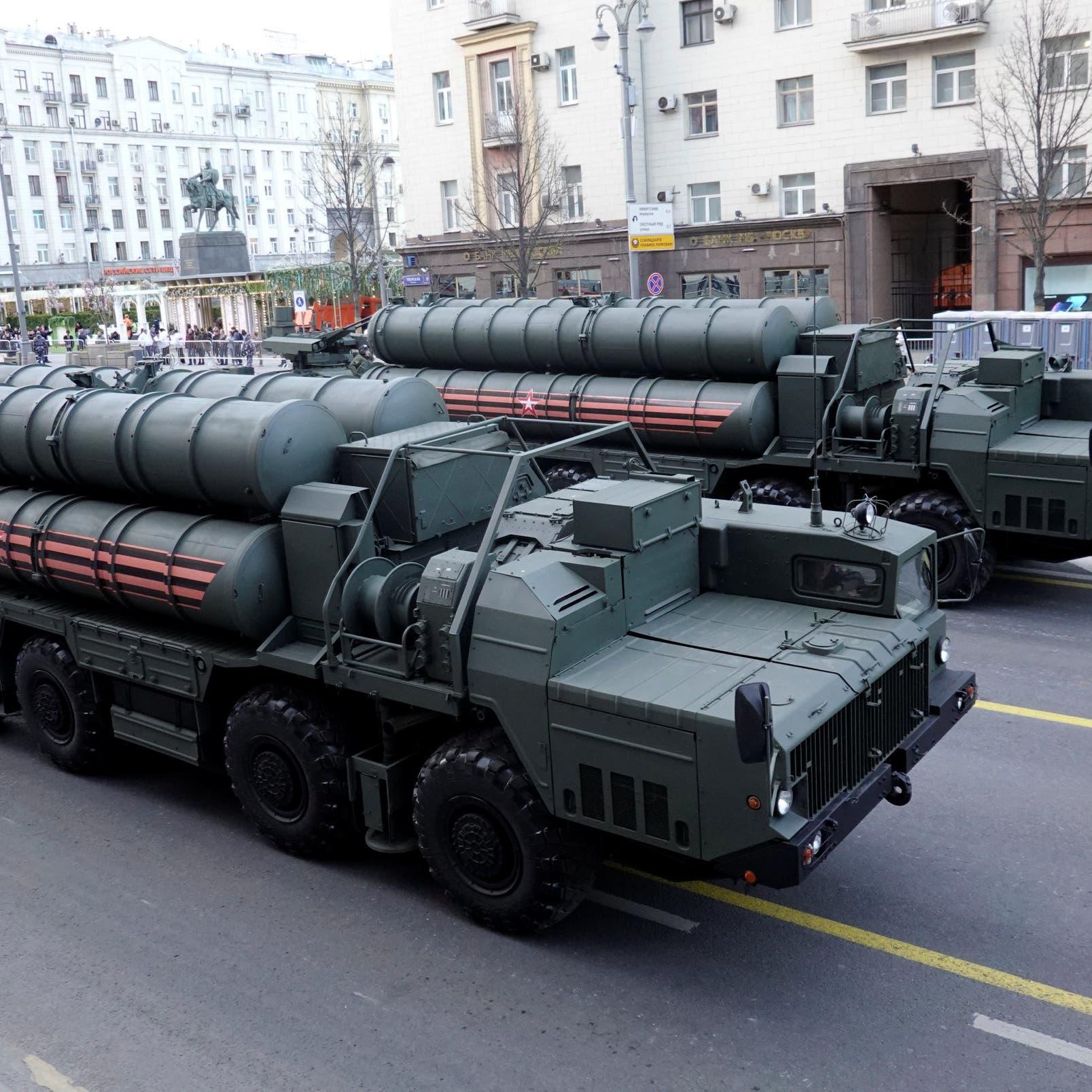 روسيا تسلم تركيا الشحنة الأولى من صواريخ