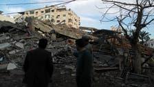 قصف إسرائيلي يقتل فلسطينيين شرق غزة