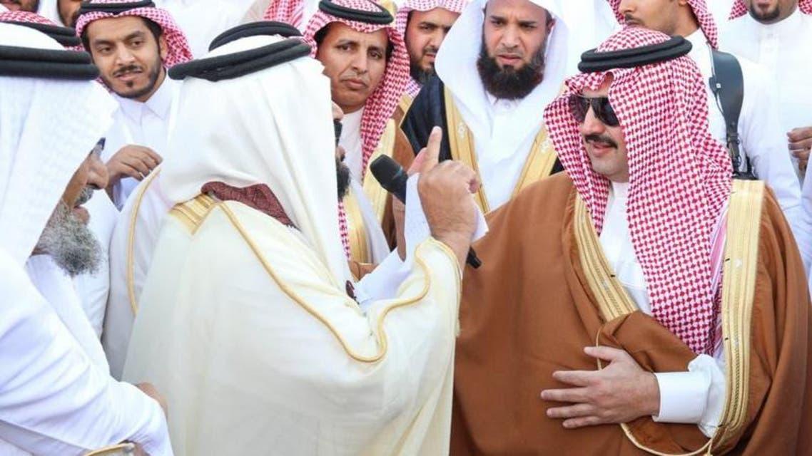 Governor Asir KSA