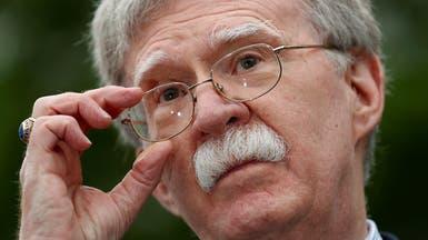 بولتون لإيران: أي هجوم على حلفائنا سيقابل بقوة شديدة